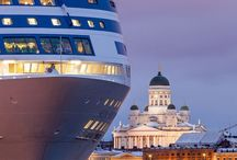 Helsinki / The Capital of Finland, Finnish Design, my home <3  I speak Finnish, what's yours superpower?