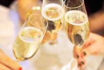 Champagne / There comes a time in every women's life when the only thing that helps is a glass of Champagne.