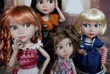 Dolls - Tonner / Wilde Imagination; Tyler Wentworth; Kitty Collier; etc / by Lisa Katcher