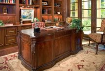 Домашний кабинет / interior / Идеи для личного кабинета дома
