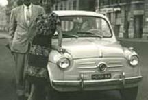Auto classic fiat 600 / Auto epoca