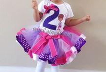 MyMy's 2nd Doc McStuffins Birthday / by Shatika White
