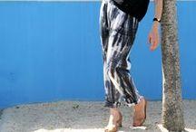 Suzy Pant Pattern / Suzy Pant Pattern by Tessuti Fabrics