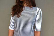 Brigitte Top Pattern / Brigitte Top Pattern by Tessuti Fabrics