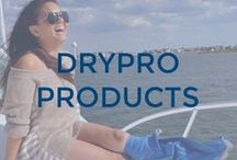 DRYPro Product Line / DRYPro Waterproof Body Protectors allow you to Shower, Bath and Even Swim with complete confidence! DRYPro™ by Dry Corp, a high quality surgical rubber sleeve that fits over casts, bandages, Ostomies, PICC lines and prosthetics, offers complete waterproof protection. Its patented vacuum seal assures that a cast or bandage will remain dry, even when submerged in water.