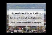 Arlington VA Private Proxies / Arlington County is a county in the Commonwealth of Virginia. It is coterminous with the U.S. Census Bureau-census-designated place of Arlington.