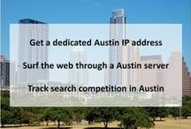 """Austin TX Private Proxies / Austin, on the eastern edge of Texas Hill Country, is not only the state capital, but lays claim to being the """"live music capital of the world."""""""