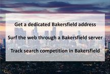 Bakersfield CA Private Proxies / Bakersfield is a city in Southern California, United States near the southern end of the San Joaquin Valley in Kern County.