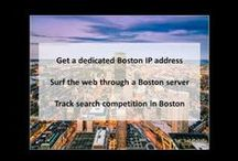Boston MA Private Proxies / Boston is Massachusetts' capital and largest city. Founded in 1630, it's one of the oldest cities in the U.S.
