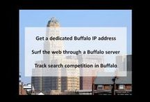 Buffalo NY Private Proxies / Buffalo is a city on the shores of Lake Erie in upstate New York. Its fine neoclassical, beaux arts and art deco architecture speak to its history as an industrial capital in the early 20th century.