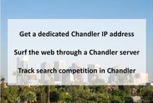 Chandler AZ Private Proxies / Chandler is a city in Maricopa County, Arizona, United States, and is a prominent suburb of the Phoenix, Arizona, Metropolitan Statistical Area.