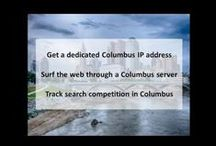 Columbus OH Private Proxies / Columbus is the capital and largest city of the U.S. state of Ohio. It is the 15th largest city in the United States, with a population of 835,957.