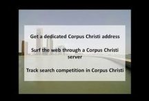 Corpus Christi TX Private Proxies / Corpus Christi is a coastal city in the South Texas region of the U.S. state of Texas. The county seat of Nueces County, it also extends into Aransas, Kleberg, and San Patricio Counties.