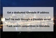 Glendale AZ Private Proxies / Glendale is a city in Maricopa County, Arizona, United States, located about nine miles northwest from Downtown Phoenix.