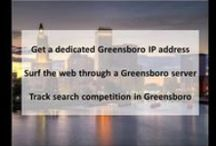 Greensboro NC Private Proxies / Greensboro is a city in the U.S. state of North Carolina. It is the third-largest city by population in North Carolina and the largest city in Guilford County and the surrounding Piedmont Triad metropolitan region.