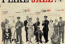 Vinyl Jackets / Jazz Vinyl cover art