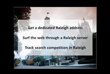 Raleigh NC Private Proxies / Raleigh is the capital of the state of North Carolina as well as the seat of Wake County in the United States. It is the second most populous city in North Carolina, after Charlotte.