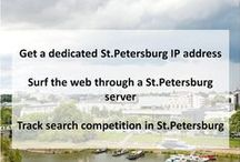 """St. Petersburg FL Private Proxies / St. Petersburg is a city on Florida's gulf coast. It's known for its pleasant weather (hence its """"Sunshine City"""" nickname), making it popular for golfing, boating, fishing and beachgoing."""