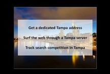 Tampa FL Private Proxies / Tampa is a city on Tampa Bay, along Florida's Gulf Coast. A major business center, it's also known for its museums and other cultural offerings.