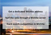 Wichita KS Private Proxies / Wichita is the largest city in the State of Kansas and the 49th-largest city in the United States.