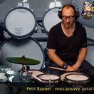 Drums-Batterie