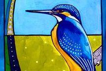 I love Kingfishers / Kingfishers