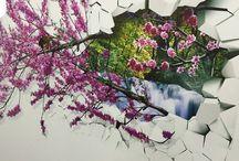 Mural Wall Printing / Mural design technology