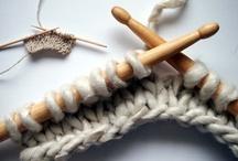 knitted yumminess + crazy crochet / by arrietta gatty