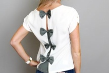 clothes & fashion / Vaatteet on mun aatteet.