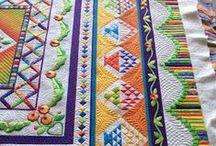 Quilt/ Knit/ Crochet / by Jennifer Estrada