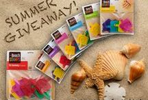 Giveaways / Stay tuned as we announce new contests!
