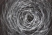 experimental art e-course work (participants work + ideas) / www.101birdtales.blogspot.co.uk | www.experimentalart.co.uk