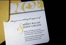 Wedding / Wedding Invitation Ideas
