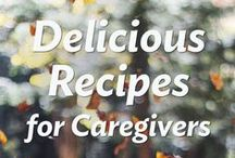 Cooking with Care / Families come together at the dinner table, and a good recipe will help you get them there. Currently pinning quick, delicious fall recipes for caregivers and the elderly. (Follow along for great food ideas all year long!)
