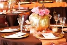 Lil' Pumpkin Baby Shower / Baby Shower Ideas by I Heart to Party