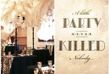 I Heart to Party on Etsy! / Printable Invitations, Stationery & Custom Design