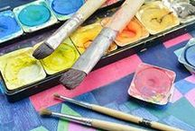 Music + Art Therapy / The arts help us relax and appreciate life. Songs even have the power to help those suffering from dementia and Alzheimer's! We are collecting these stories, and other inspiring art and photography to help brighten your day!