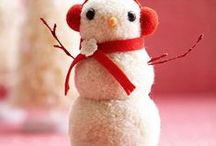 CHRISTMAS HOMEMADE GIFTS and CRAFTS / by Donna Dollar