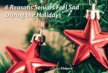 Home for the Holidays / Collecting tips, inspiration, recipes, caregiver advice and more for your family celebrations this holiday season!