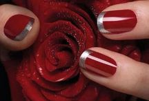 Nails !!! / The only time a woman is helpless is when her Nail polish is drying. Other then that, watch out! So paint your Nails Ladys ! Thank you for joining and sharing your inspitation Pins. No Pinlimit of course.