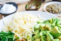 Att äta / Frukost, middag, mellanmål, snacks, smarta tips mm