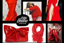 Little Ondine Colour Moodboards / Colour mood-boards collection