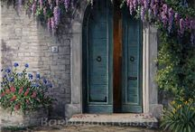 Come in, please !!! / Doors, Keylocks, Doorhandles, Entrees, Windows and more ... no pinlimit just enjoying.