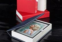 IMAGE BOX / The Image Box represents the natural completion to the Wedding Book™ or can become the core of alternative projects such as portraits, christenings, fine art, boudoir, portfolios...
