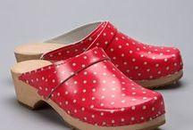 På foten / Allt sdom går att ha på foten, förvaring avg skor