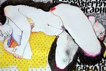 art / original artworks by Kasia Gawron