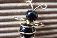 Smycke eller markör / Halsband, ringar, broscher, armband eller stickmarkörer