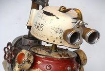 """Steampunk / """"come sarebbe stato il passato se il futuro fosse accaduto prima"""". Fonte: Wikipedia https://it.wikipedia.org/wiki/Steampunk"""