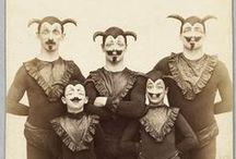 Circus and Sideshow / Vintage circus and Sideshow