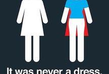 Strong Women / Inspiring women
